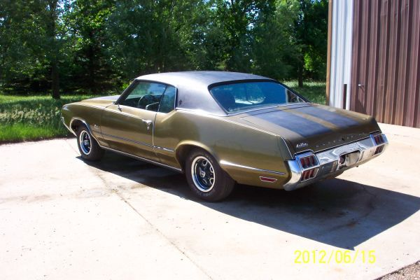 Oldsmobile Cutlass Supreme 1972 Parts on olds rocket parts