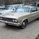 1963 Oldsmobile F-85 Cutlass