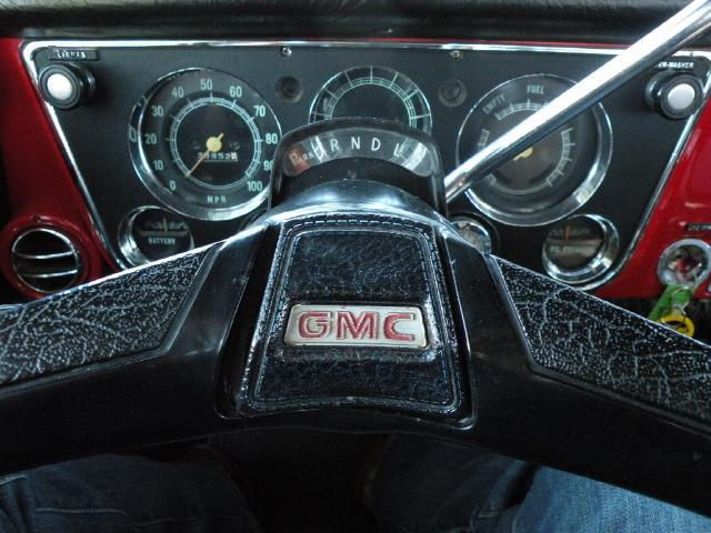 1971 gmc dash wiring 1971 gmc ck10 dash | stevens virtual automotive museum 1971 gmc pickup wiring diagram