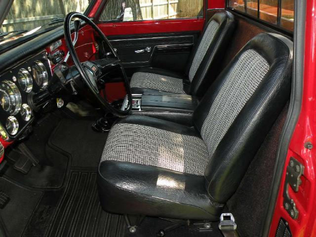 1969 Chevy Truck For Sale >> 1971 GMC CK10 Interior | Stevens Virtual Automotive Museum
