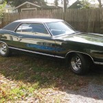 1969 Ford Galaxie 2-Door Hardtop