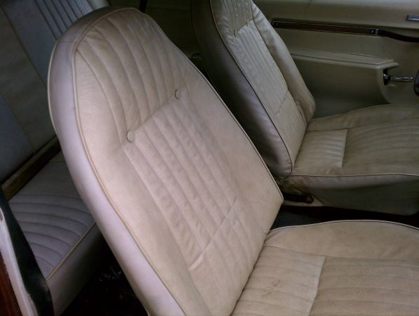 1973 Ventura Coupe Interior Stevens Virtual Automotive