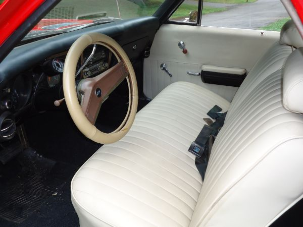 Chevrolet El Camino 1969 Interior Stevens Virtual Automotive Museum