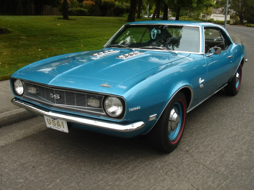 1967 68 Camaro Project Cars For Sale Autos Post