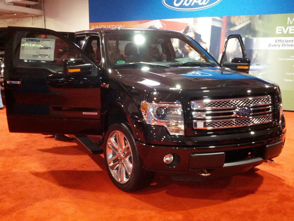 2013 ford f150 limited stevens virtual automotive museum. Black Bedroom Furniture Sets. Home Design Ideas
