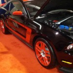 2013 Ford Mustang Boss 302
