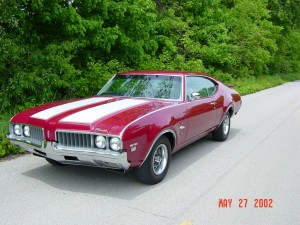 Tell Us About Your Car 1969 Oldsmobile Cutlass S W31