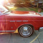 1965 Mercury Comet Caliente Convertible