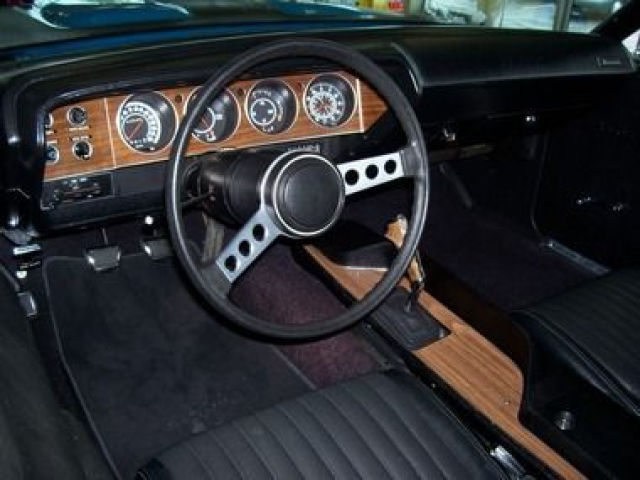 Plymouth Barracuda 1972 Interior Stevens Virtual