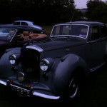 Early 50's or Late 40's Bentley Mark IV