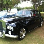 Early 1960's Rolls Royce Cloud III