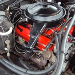 1972 Chevrolet Monte Carlo 350 cubic inch
