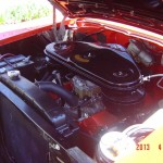 1957 Chevrolet Convertible 400 cubic inch