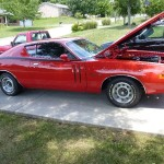 1971 Dodge Charger R/T Air Graber