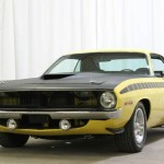 1970 Plymouth Barracuda AAR front