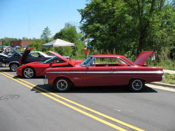 1965 Ford Falcon Sprint