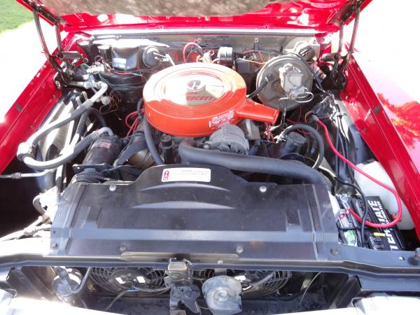 1966 Oldsmobile Cutlass 330 cubic inch