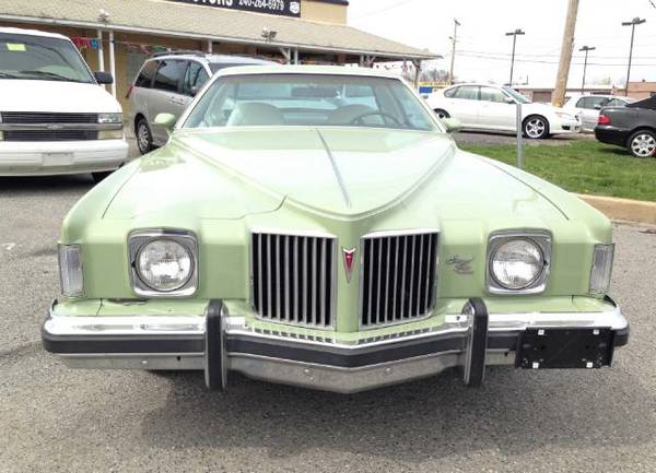 1974 Pontiac Grand Prix Model J