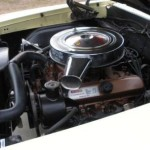 1967 Oldsmobile Cutlass 442 400 cubic inch