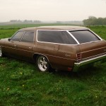 1972 Chevrolet Kingswood Estate Wagon