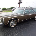 1973 Chevrolet Caprice Estate Wagon