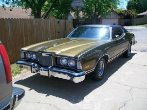 1974 Mercury Cougar XR7