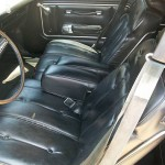 1974 Mercury Cougar XR7 interior