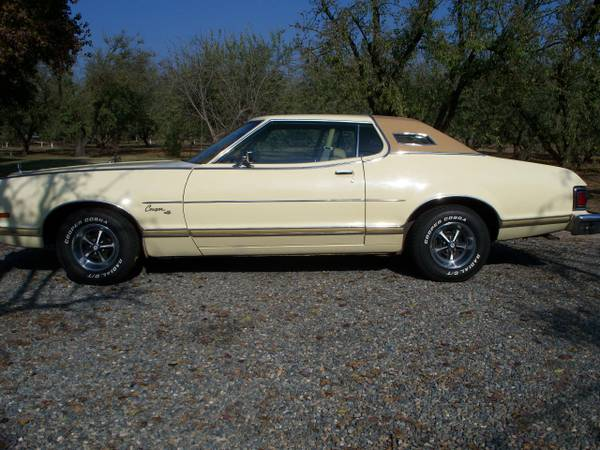 1976 Mercury Cougar XR7