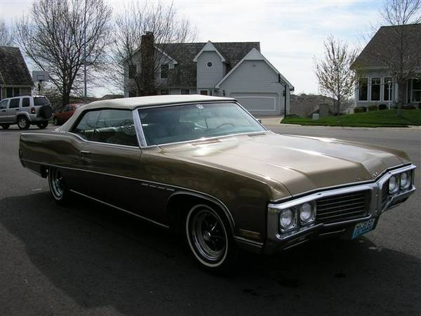 1970 Buick Electra Convertible Louisiana Algiers Us
