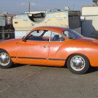 1972 VW Karmann Ghia